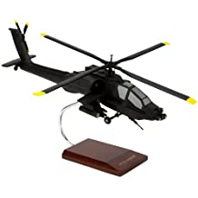 Mastercraft Collection Boeing AH 64 Apache Longbow AH-64A Helicopter Chopper Attack Air Support Model Scale:1/32