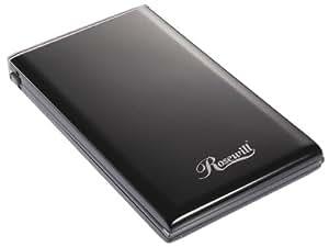 Rosewill 2.5-Inch SATA to USB 2.0 External Enclosure Cooling RX81U-ES-25A Black