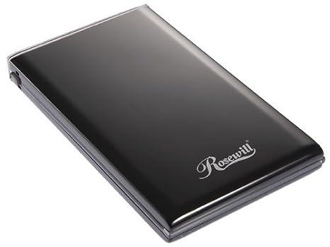 Amazon.com: Rosewill RX81U-ES-25 A 2.5 pulgadas SATA a USB ...