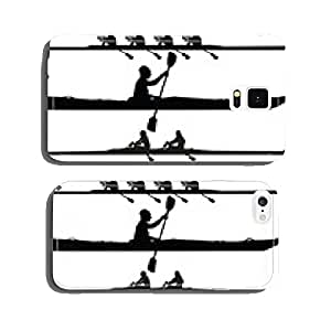 kayak silhouette vector cell phone cover case iPhone5