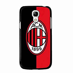 Classical AC Milan Phone funda for Samsung Galaxy S4 Mini,Samsung Galaxy S4 Mini Associazione Calcio Milan funda Serie A Collection Back Cover