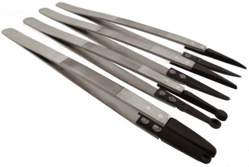 - ToolUSA 4 Piece Plastic Tipped 6.25