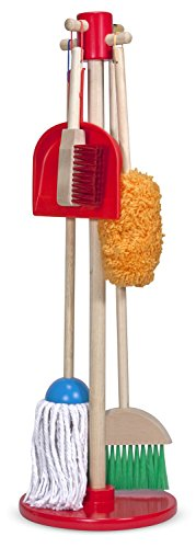 Melissa & Doug Let's Play House! Dust/ Sweep and Mop by Melissa & Doug