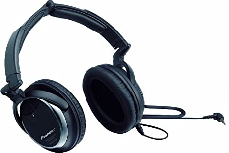 7eec6674445 Image Unavailable. Image not available for. Color: Pioneer SE-NC70S Noise  Canceling SRS Headphones