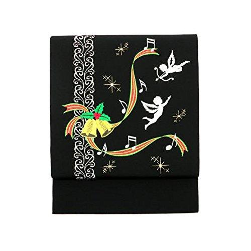 【新品】袋帯クリスマス柄(2700027639389) B0788J12YW