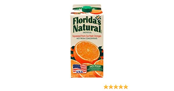 Amazon floridas natural orange no pulp juice 59 ounce 8 per amazon floridas natural orange no pulp juice 59 ounce 8 per case fruit juices grocery gourmet food malvernweather Image collections