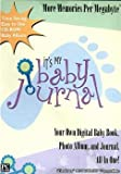 [CD-ROM] It's My Baby Journal from Journal TEK & PC
