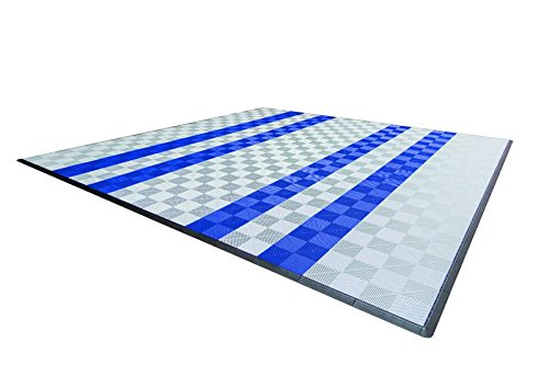 Ford Double Car Parking Pad by Ribtrax - Design 3