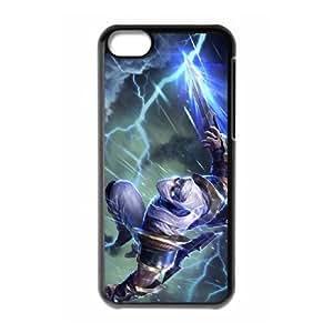 League Of Legends11.jpgiPhone 5c Cell Phone Case Black JN0KCC2C