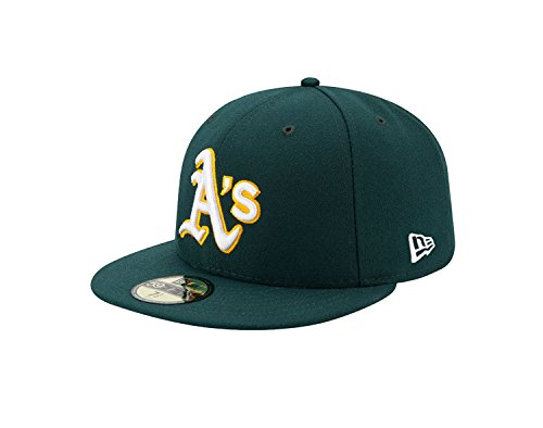 New Era Cap Co,. Inc. Men's 70361053, Dark Green, 7.625 for sale  Delivered anywhere in USA