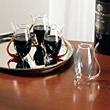 Wine Enthusiast Port Sippers, Set of 4