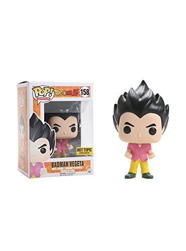 3140bf44 funko dragon ball z pop! animation badman vegeta vinyl figure hot ...