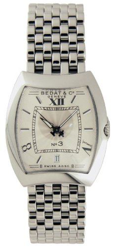 Bedat No (Bedat No. 3 Steel Ladies Watch 314.011.610)