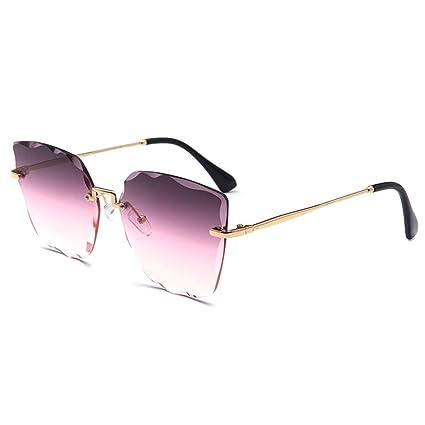 Gafas de moda Butterfly Ocean Light Sunglasses Gafas de sol ...