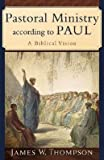 img - for Pastoral Ministry According to Paul : A Biblical Vision(Paperback) - 2006 Edition book / textbook / text book