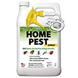 Harris New Natural Home Insect Killer, Gallon Spray with Odorless & Non Staining Residual Formula - Kills Ants, Bed Bugs, Roaches, Spiders, Stink Bugs, Fleas, Mosquitos, Pantry Moths, Flies & More