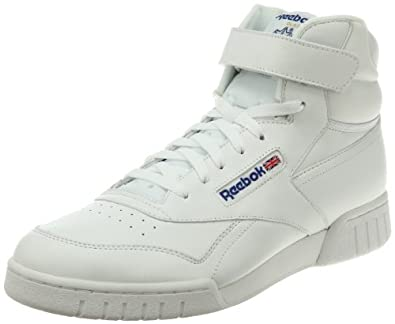 Reebok Ex O Fit Hi, Men's High Rise Hiking Shoes: Amazon