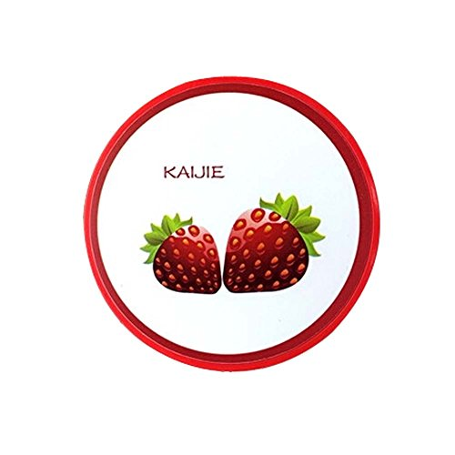 Acuvue 2 Contact Lenses - Portable Lenses Supplier Red Strawberry Style Contact Lenses Holder, 7x7x2cm