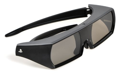 PlayStation 3 3D Glasses - Update Lenses In Glasses