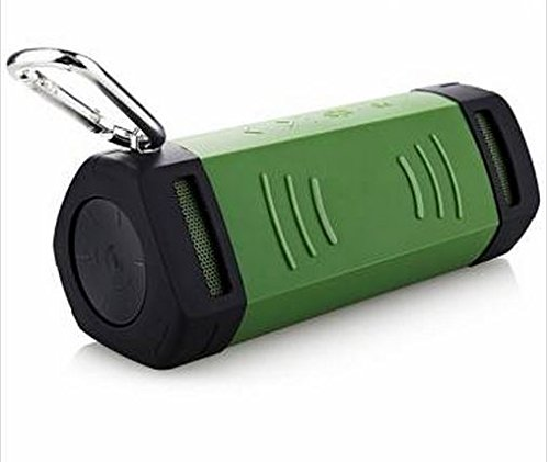 Original EARSON ER-160 Mammoth Waterproof Portable Wireless Bluetooth Stereo Speaker By GokuStore