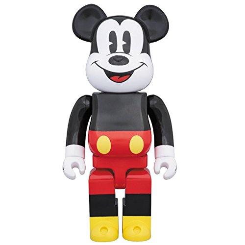 BE@RBRICK-ベアブリック- MICKEY MOUSE 400% 「ディズニー」の商品画像
