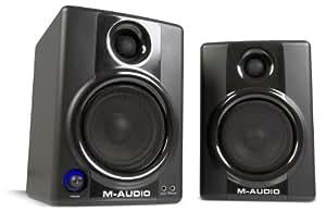 M-Audio Studiophile AV 40 Active Studio Monitor Speakers (Pair) (OLD MODEL)