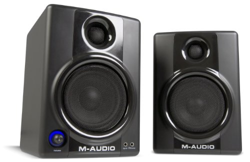 M-Audio Studiophile AV 40 Active Studio Monitor Speakers (Pair) (OLD MODEL)