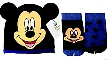 Image Unavailable. Image not available for. Color  Disney Baby Apparel Mickey  and Minnie Hat ... 1c02fe3a561