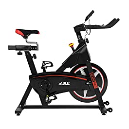 JLL IC300 PRO Indoor Cycling Exercise Bike, Direct Belt Driv...