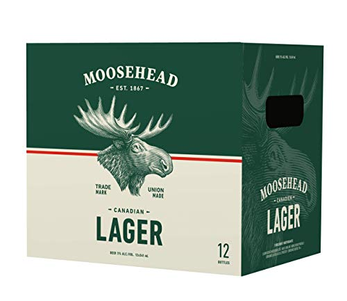 Moosehead Lager, 12 x 350 ml