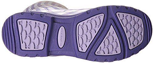 MuckBoots Women's Breezy Tall-W, Purple Gingham, 6 M US by Muck Boot (Image #3)