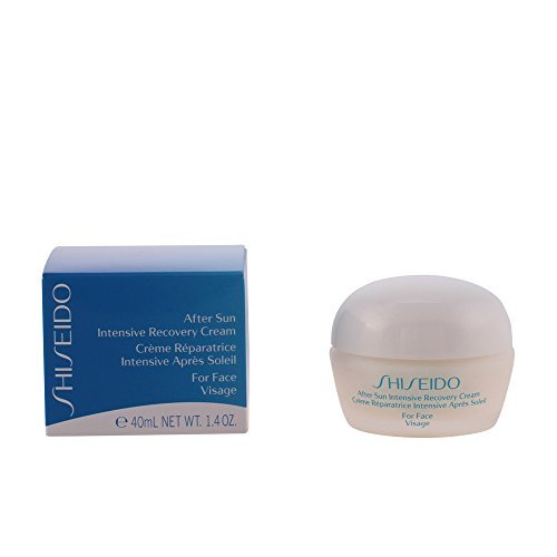 Shiseido After Sun intensive Recovery Cream (for Face) Cream for Unisex, 1.3 Ounce by Shiseido