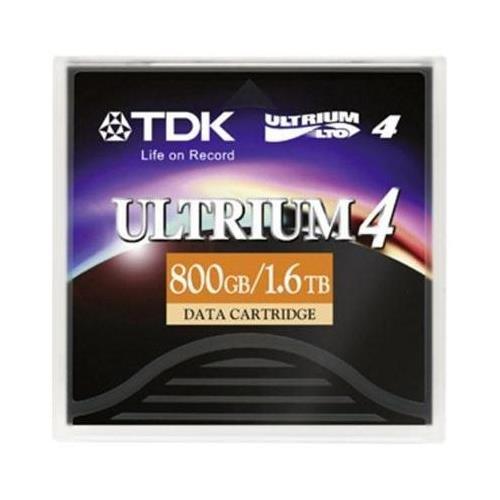 TDK LTO Ultrium 4 Data Cartridge // 1.6TB Native LTO Ultrium LTO-4-800GB - 20 Pack Compressed