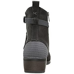 KEEN Women's Morrison Mid Boot, Black/Black, 6.5 M US