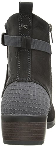 M KEEN Mid Black Boot Morrison Women's US 9 5 Black 41qwPv4C