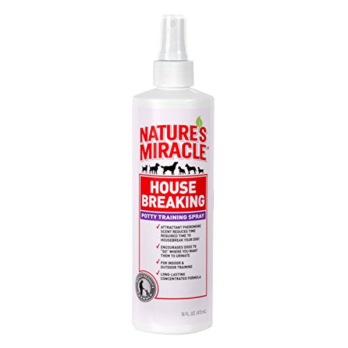 Nature's Miracle Housebreaking Spray - 16-Ounce (P5766)