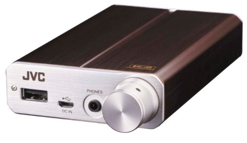 JVC Kenwood portable headphone amplifier SU-AX7