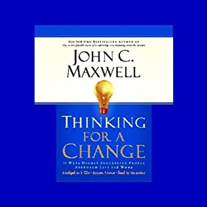 Thinking for a Change Audiobook