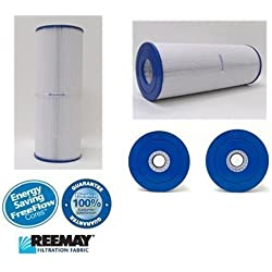 Happy Hot Tubs C-4950 PRB50-IN FC2390 J200 Hot Tub Pleatco Pure Filter,Very Common Made in USA