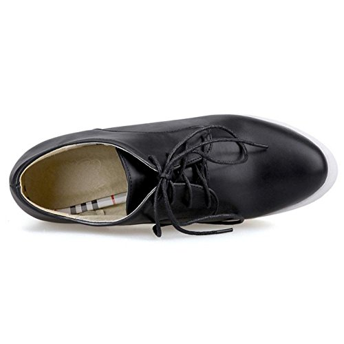 RAZAMAZA Bombas Tac Moda Mujer Zapatos Tqzxr8T
