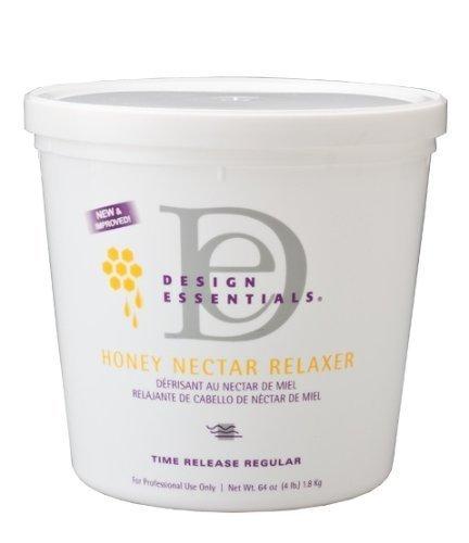design-essentials-honey-nectar-time-release-regular-relaxer-4-lbs
