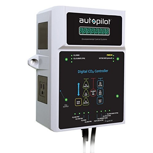 Hydrofarm 638104006620 Digital Co2 Controller Fuzzy