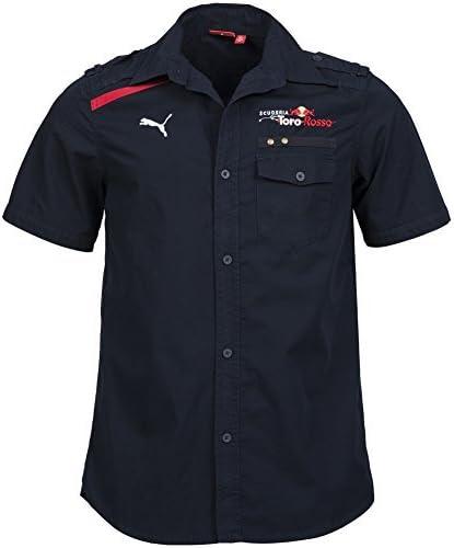 Nuevo original Toro ROSSO Team camiseta F1 PUMA camisa OVP azul marino azul marino Talla:large: Amazon.es: Deportes y aire libre