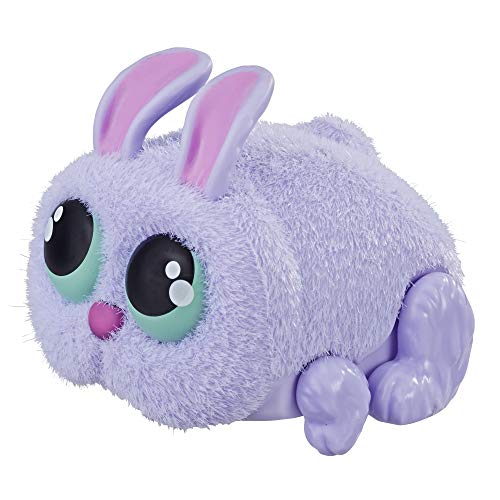 Toy Activated - Hasbro Toys Yellies! Fluffertail Voice-Activated Bunny Pet Toy for Kids Ages 5 and Up