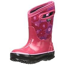 Bogs Classic Watercolor Waterproof Winter & Rain Boot (Infant/Toddler/Little Kid/Big Kid)