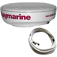 RAYMARINE T70169 / Raymarine RD424HD 4kW Digital Radar Dome w/10M Cable