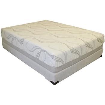 Amazon Com Easy Rest Gel Lux 12 Quot Gel Memory Foam Mattress