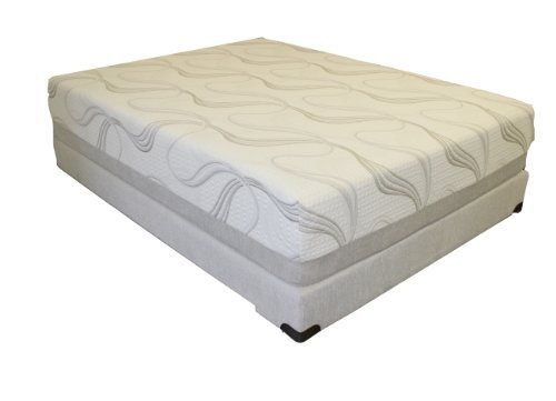 Plush Ca King Mattress (Easy Rest Gel Lux 14