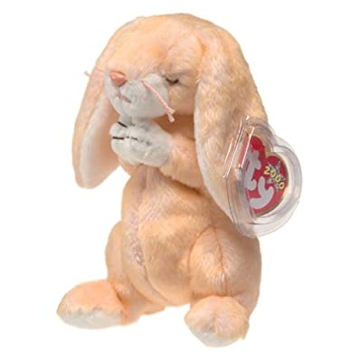 Grace the Bunny Rabbit - Ty Beanie Babies: Toys & Games