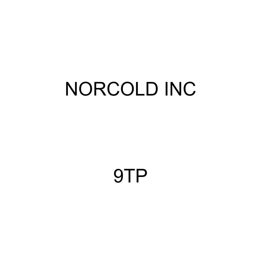 Norcold 9-TP Black Upper Door Panel